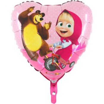 640/1 Nr 23 Masha and the Bear  10 Stk