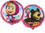 640/1 Nr.22  Masha and the Bear 10 Stk -